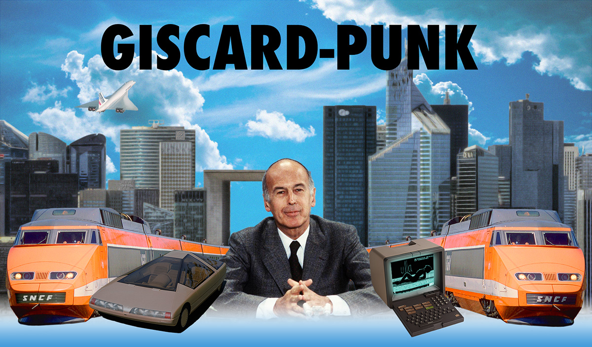 Giscard Punk
